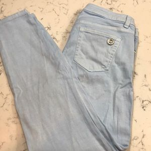 Michael Kors Light Blue Jeans   Size 8. Izzy